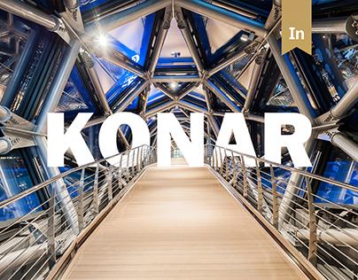 Metalwork factory KONAR | Design