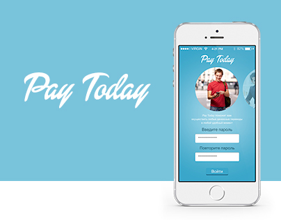 Pay Today Mobile App