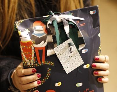 Zezling!® Christmas'13 Illustrations