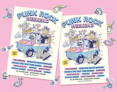 Punk Rock Weekend festival 2020