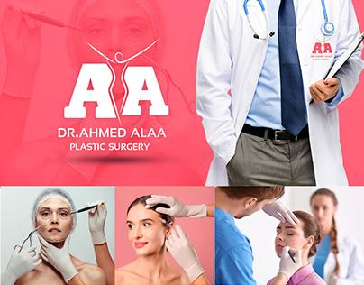 Dr.Ahmed Alaa Logo