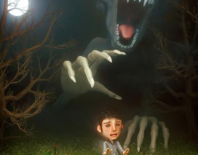 Terrifying Escape