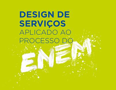 Design de serviços aplicado ao ENEM