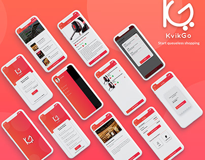 KvikGo ( Queueless Checkout App)