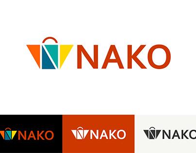 Nako Logo Design