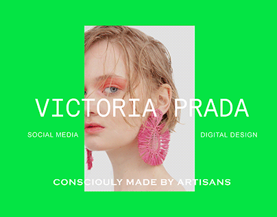 Victoria Prada - Motion Graphics & Social media.