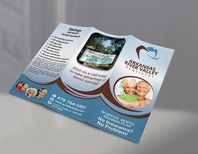 Dentistry Tri-Fold Brochure