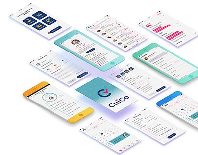 Cuico App. Diseño UI