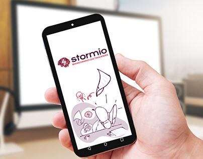 Stormio - UX/UI Project