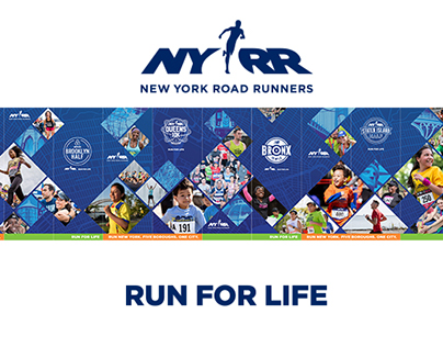 NYRR: Run for Life Brand Platform