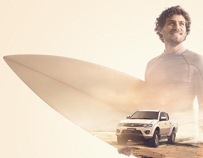 Mitsubishi - Drive Your World