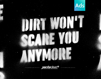 DIRT WON'T SCARE YOU ANYMORE