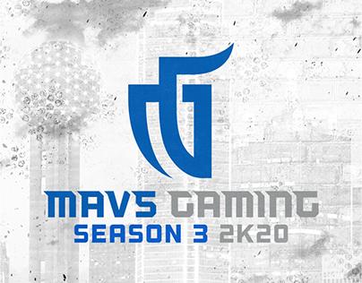 Mavs Gaming - Season 3, 2K20