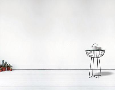 Coffetino - a coffee table with twist