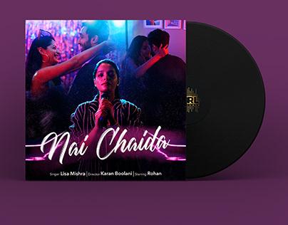 Nai Chaida - Music Album Cover (VYRL)