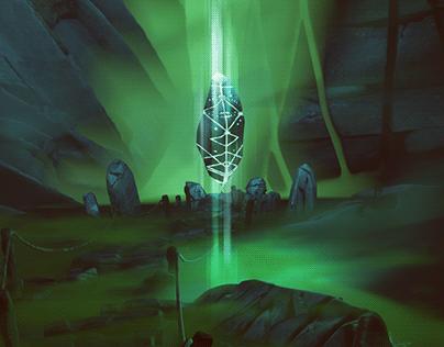 Rocks of Light
