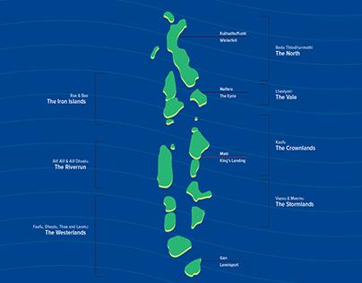 If Maldives was Westeros