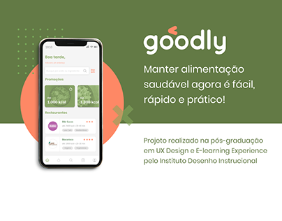 UX / UI - Goodly