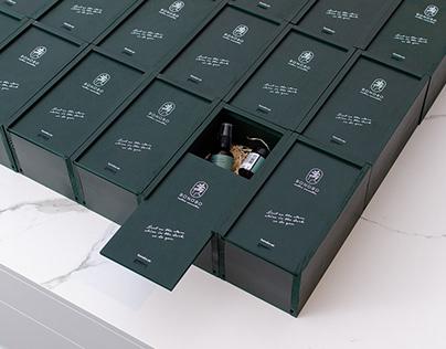 BONOBO cosmetics gift package