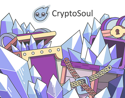 CryptoSoul Web Design