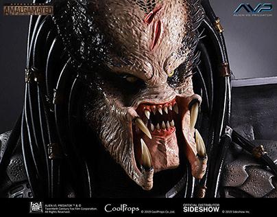 AVP Scar Predator - Final Product