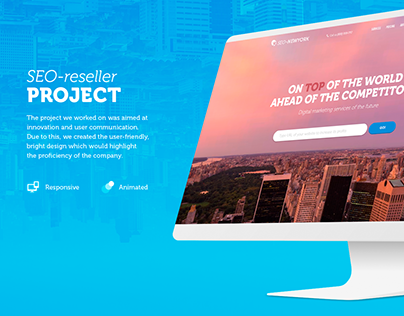 SEO-reseller project