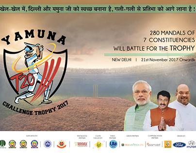 BJP Yamuna Challenge Trophy 2017