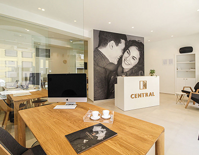 Central real estate agency