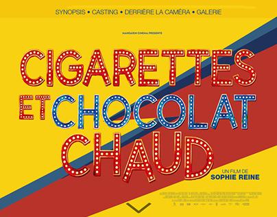 CIGARETTES ET CHOCOLAT CHAUD Movie Website