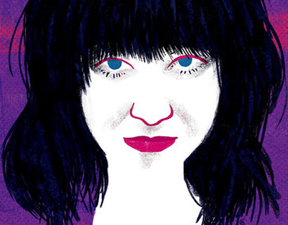 Girl Power - Personal Portrait - Lydia Lunch