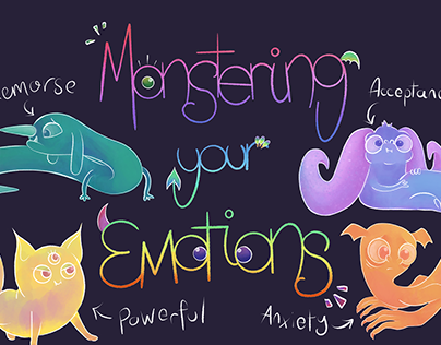 Monstering Your Emotions