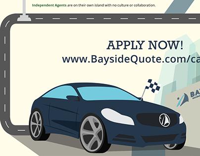 Bayside Insurance Infographic