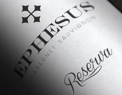 Ephesus Wine | Product Design