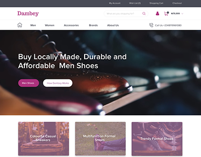 Dambey Online Store