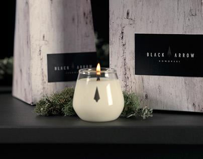 Black Arrow Candles