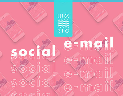 we.rio - email and social media