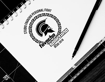 Branding - Studio Favacho Personal Fight