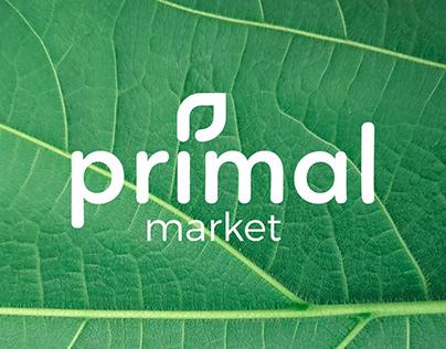 Primal Market Visual Identity