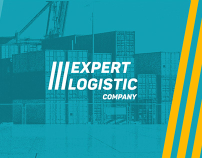 """Corporate identity for """"Expert Logistic"""""""