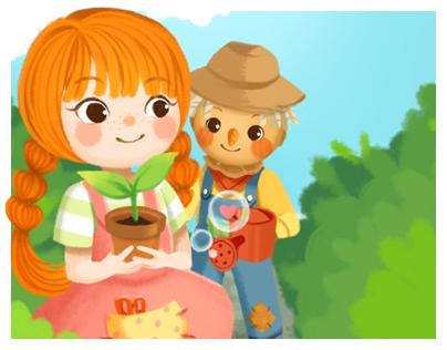 Growing Gardens | Game Trailer