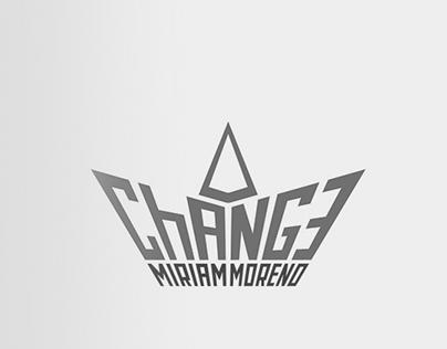 Branding Miriam Moreno CHANGE