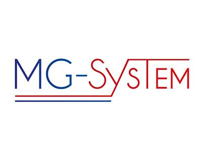 MG-System - Logo design