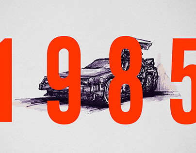Back To The Future - 88mph