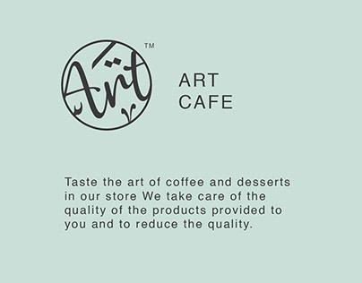 Art Cafe Branding 2018