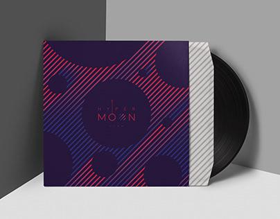 Hyper Moon – Album Cover Design