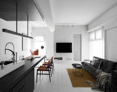 方構制作空間設計 / C House