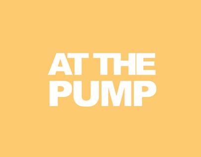 WEB DESIGN-AT THE PUMP