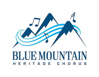 Blue Mountain Heritage Chorus Logo