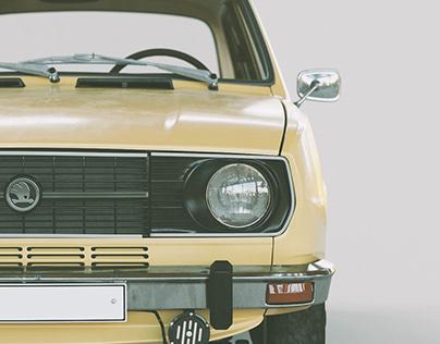 ŠKODA 120L (1979)