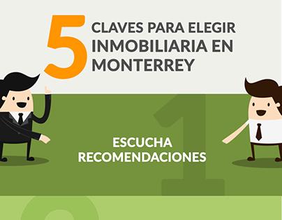 5 claves para elegir inmobiliaria en Monterrey